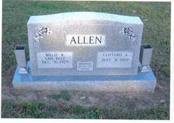 Clifford Arlen Allen