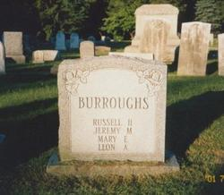 Leon Abbott Burroughs
