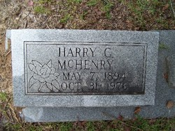 Harry Chester McHenry