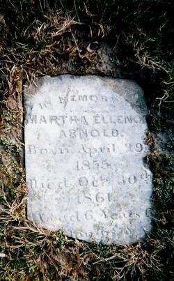 Martha Ellenor Arnold