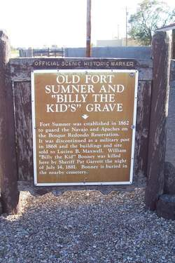 Old Fort Sumner Cemetery