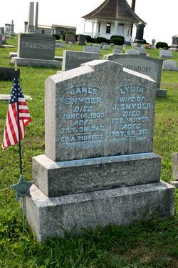 Pvt James A. Snyder