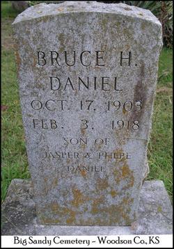 Bruce H Daniel