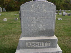 Alice R <i>Joslin</i> Abbott