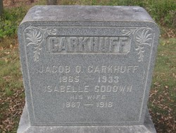 Isabelle <i>Godown</i> Carkhuff