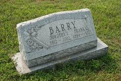 Dorothy Irene <i>Parmer</i> Barry