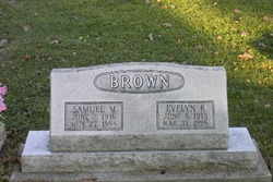 Evelyn Rose <i>DeClercq</i> Brown