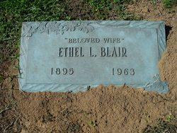 Ethel L. <i>Davis</i> Blair