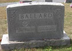 Fannie Mabelle <i>Broyles</i> Ballard