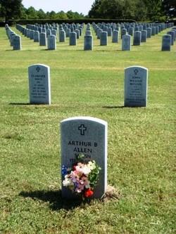 Rev Arthur Buckland Art Allen