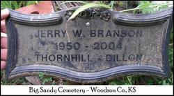 Jerry W. Branson