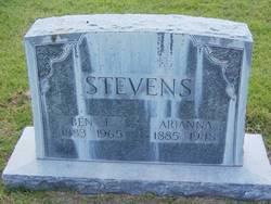 Ben F Stevens