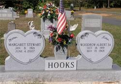 Margaret O'Dare <i>Stewart</i> Hooks