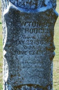 Newton B Hodges