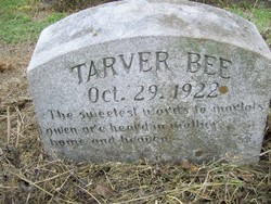John Tarver Bee