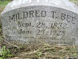 Mildred Mary Missy <i>Tarver</i> Bee