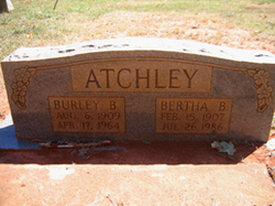 Bertha B. <i>Smith</i> Atchley
