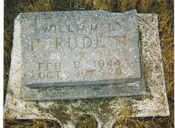 William Lloyd Rude