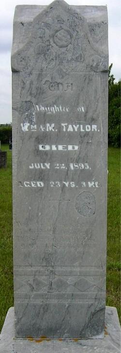 Daughter Taylor