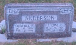 Parley Eugene Anderson