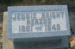 Jessie <i>Bright</i> Herzog