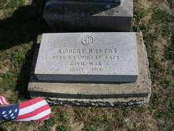 Pvt Robert Buchanan Ivers