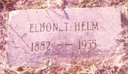 Eldon Philip Helm