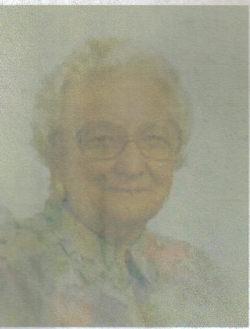 Evelyn Marie <i>McCuan</i> Blevins