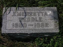 Emerzetta Weddle