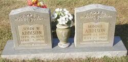 John Wesley Addison, Jr