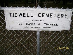 Tidwell Cemetery