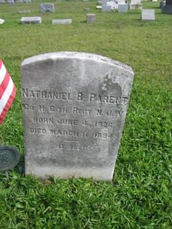 Nathaniel Burroughs Parent