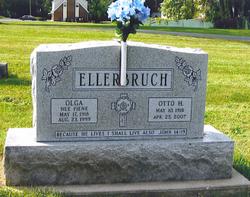 Mrs Olga <i>Fiene</i> Ellerbruch
