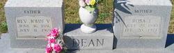 Rosa Lee <i>McFarland</i> Dean