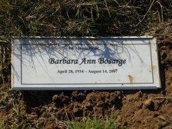 Barbara Ann <i>Harris</i> Bosarge