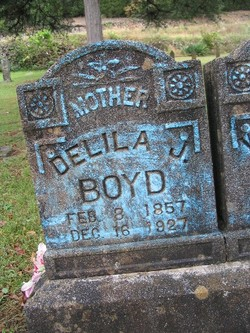 Delila Jane Dilly <i>Bookout</i> Boyd