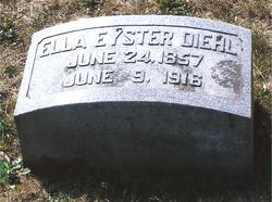 Ella <i>Eyster</i> Diehl