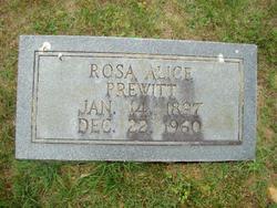 Rosa Alice Prewitt