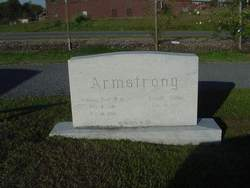 Rev William Earl Armstrong
