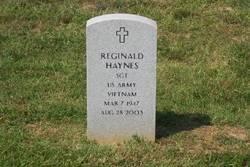 Reginald Haynes