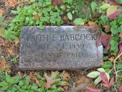 Faith E. Babcock