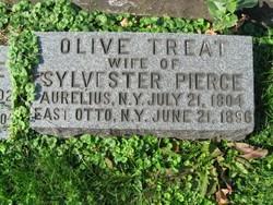 Olive <i>Treat</i> Pierce
