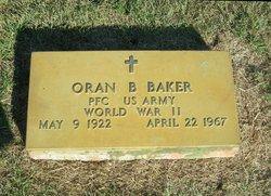 Oran B. Baker