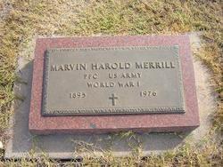 Marvin Harold Merrill