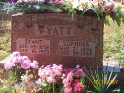 Sophina <i>Ward</i> Wyatt
