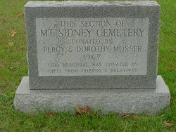 Mount Sidney Cemetery