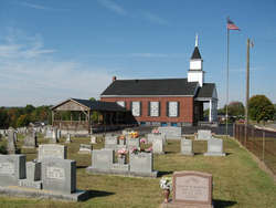 Mount Calvary Baptist Church Cemetery
