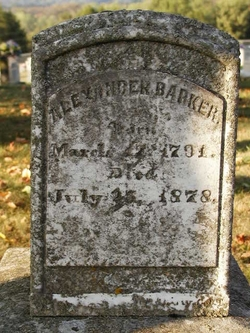 Alexander Barker