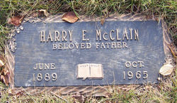 Harry Ellsworth McClain
