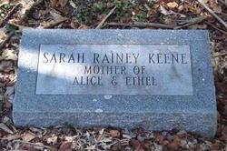 Sarah Rainey Keene